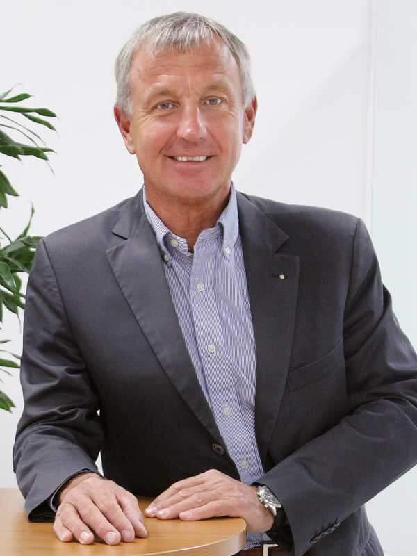Florian Fritsch - Präsident Ruderclub Wels