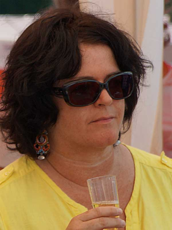 Krista Zinnhobler, Festwart Ruderclub Wels