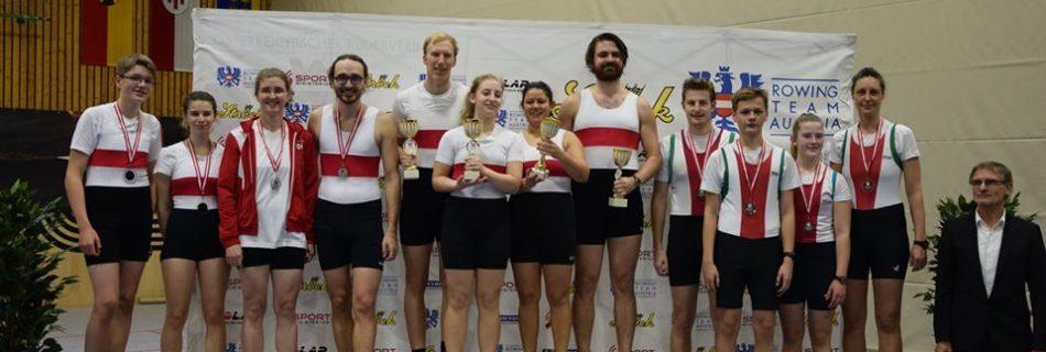 3. Platz für RCW bei Indoormeisterschaft in Salzburg