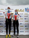 Ruder-Staatsmeisterschaft 2020, Gold für Lisa Zehetmair und Sophie Damberger