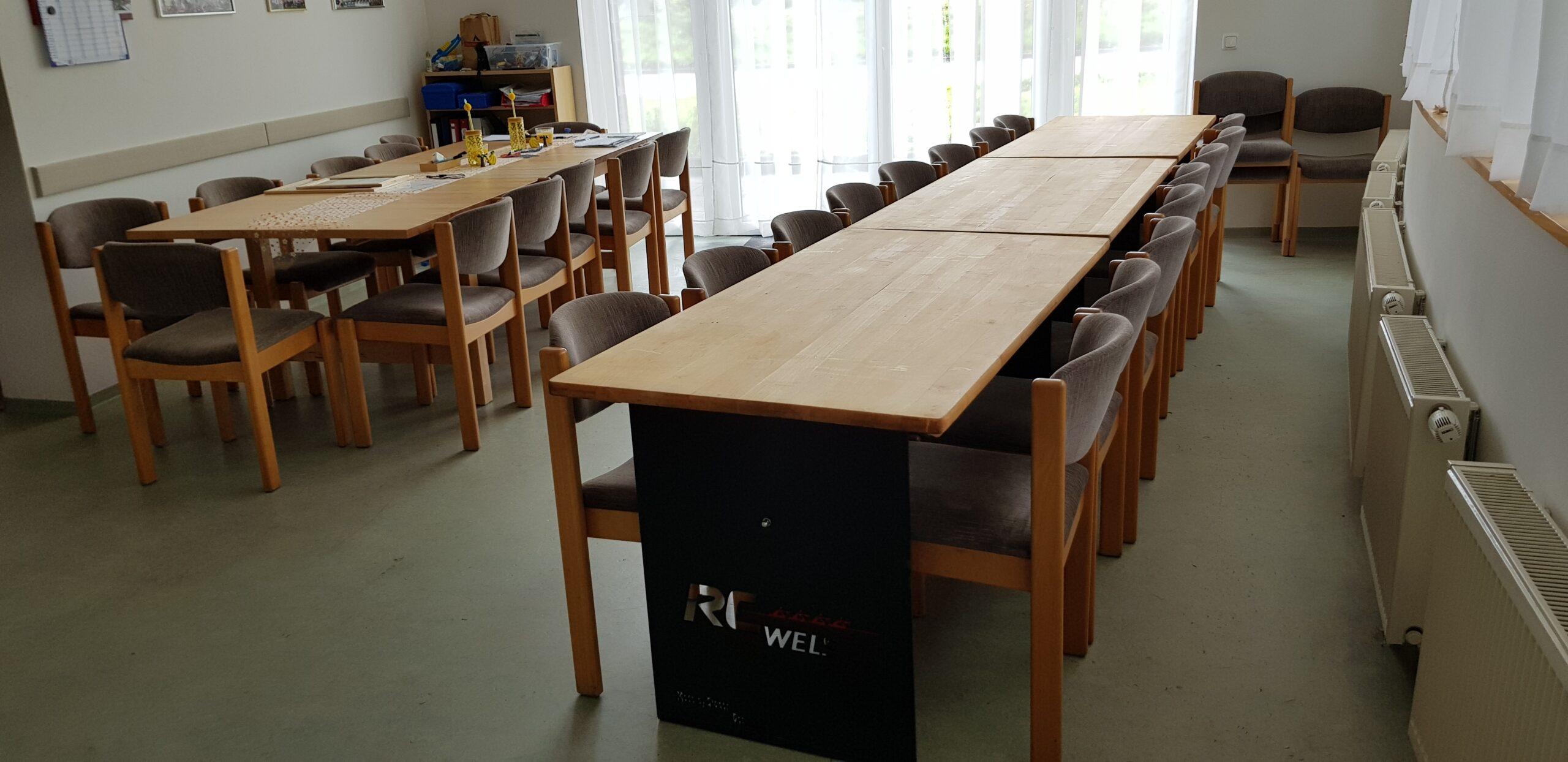 RCW Clubraum