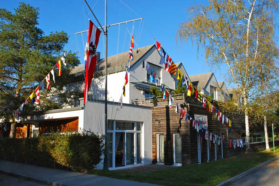 Bootshaus Ruderclub Wels