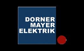 Logo DORNER MAYER ELEKTRIK