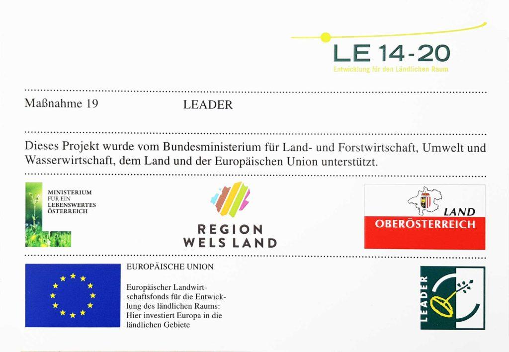 Leader-Projekt LE 14-20