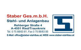 Logo Staber Ges.m.b.H.