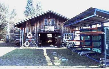 Das erste Bootshaus