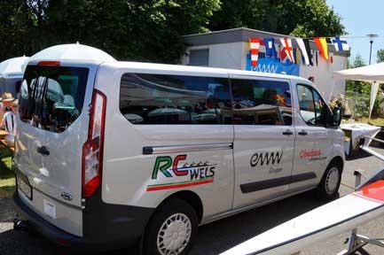 Unser neuer Vereinsbus