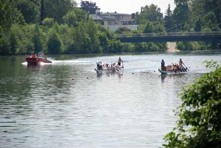 2. Welser Drachenbootrennen