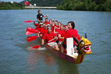 3. Welser Drachenbootrennen