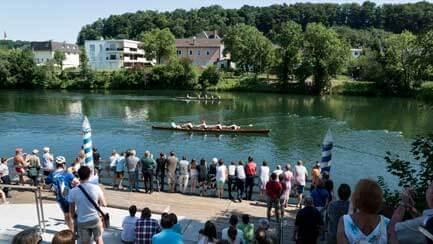 Traun-Fest der Stadt Wels